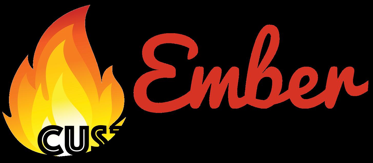 Ember Custom Actions Logo