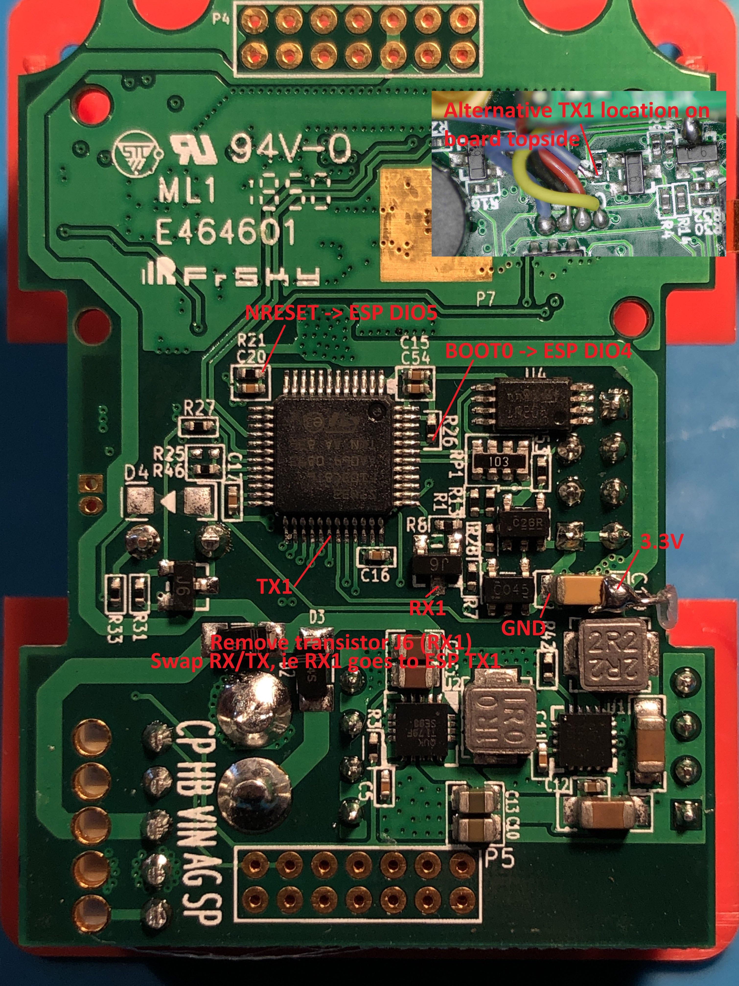 solder map