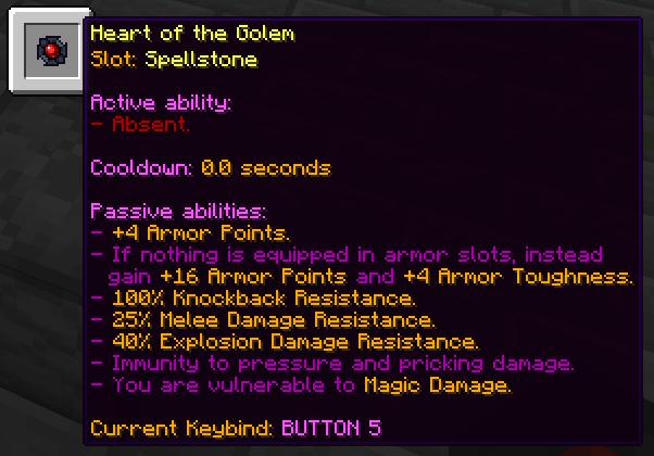 Heart of the Golem