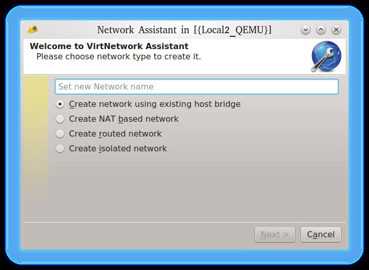 Network Editor