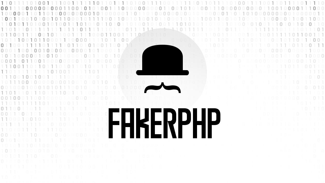 Social card of FakerPHP