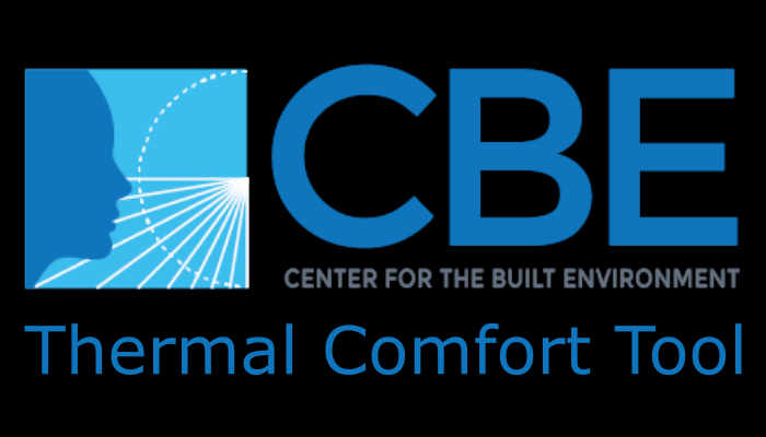 CBE Thermal Comfort Tool
