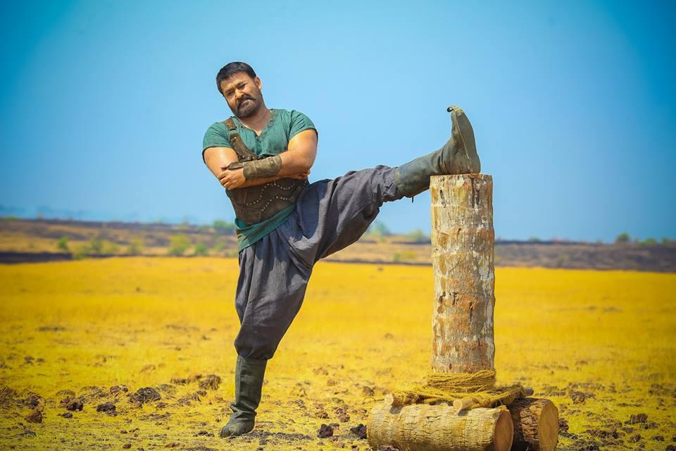 Mohanlal as Ithikara Pakki