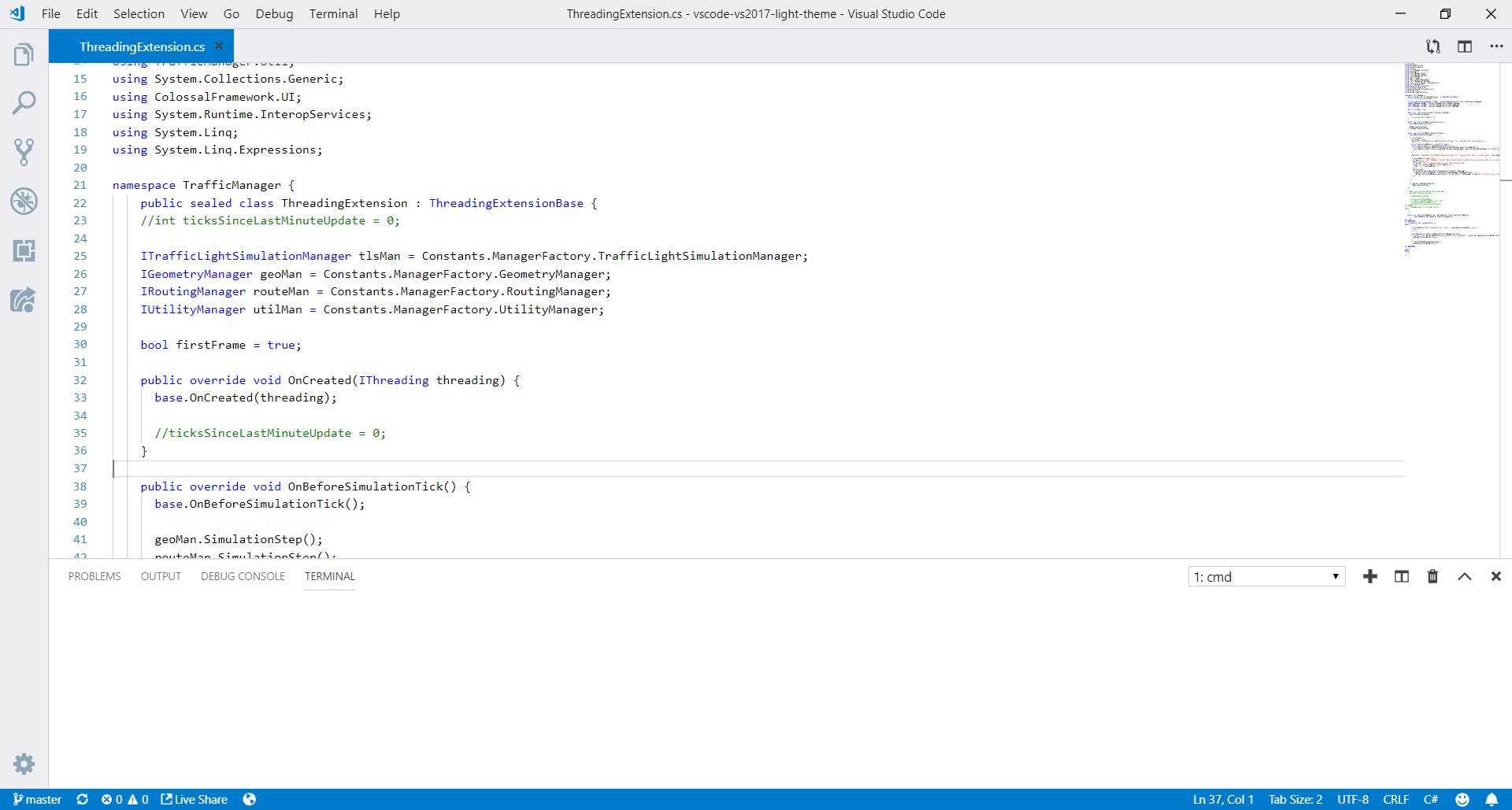 CSharp Example