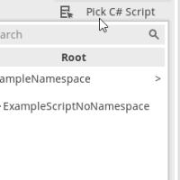 C# Script Picker's icon