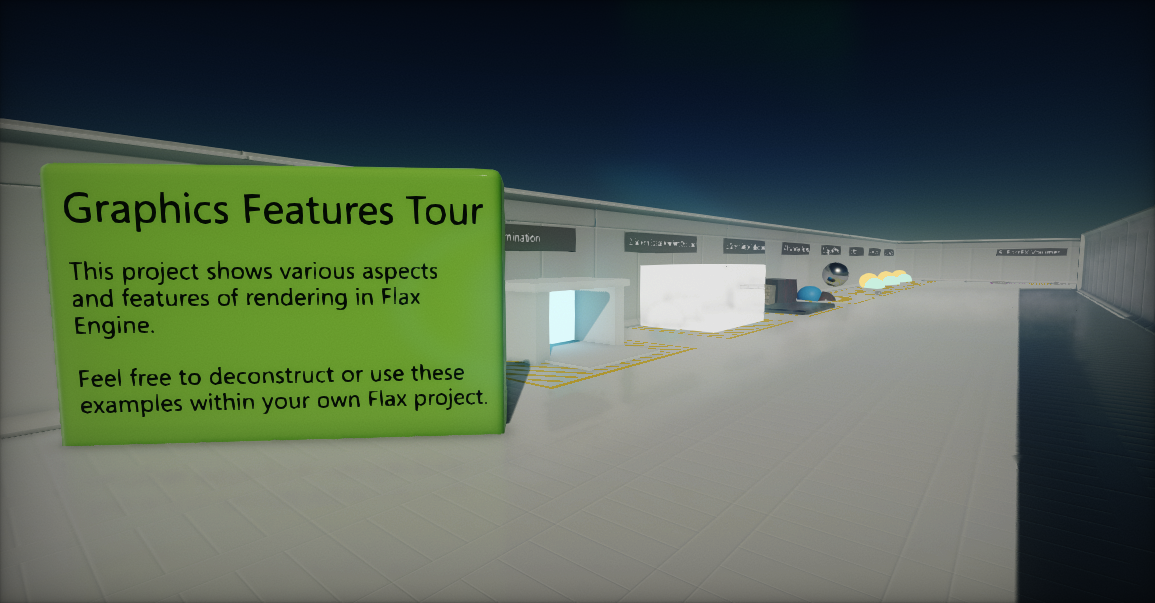Graphics Features Tour