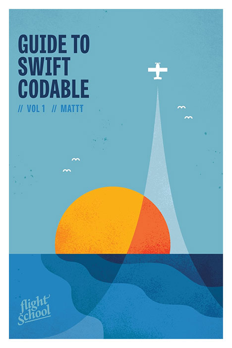 Flight School Guide to Swift Codable Cover