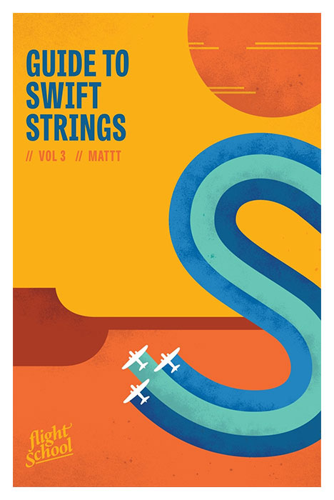 Flight School Guide to Swift Strings Cover