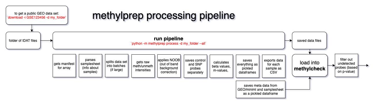 processing pipeline