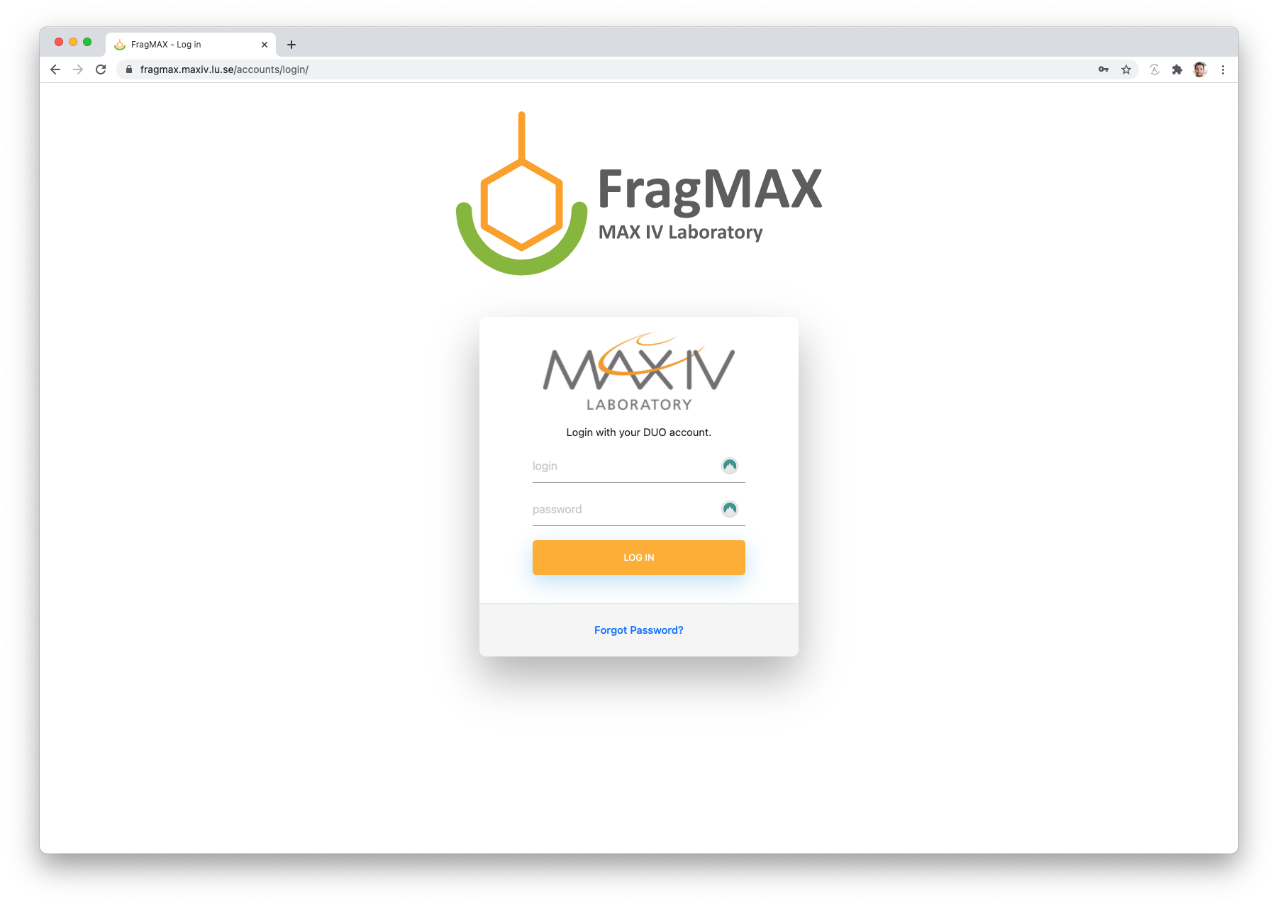 FragMAXapp