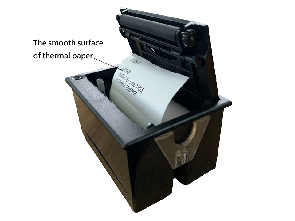 Put paper in the printer