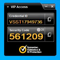 Symantec VIP