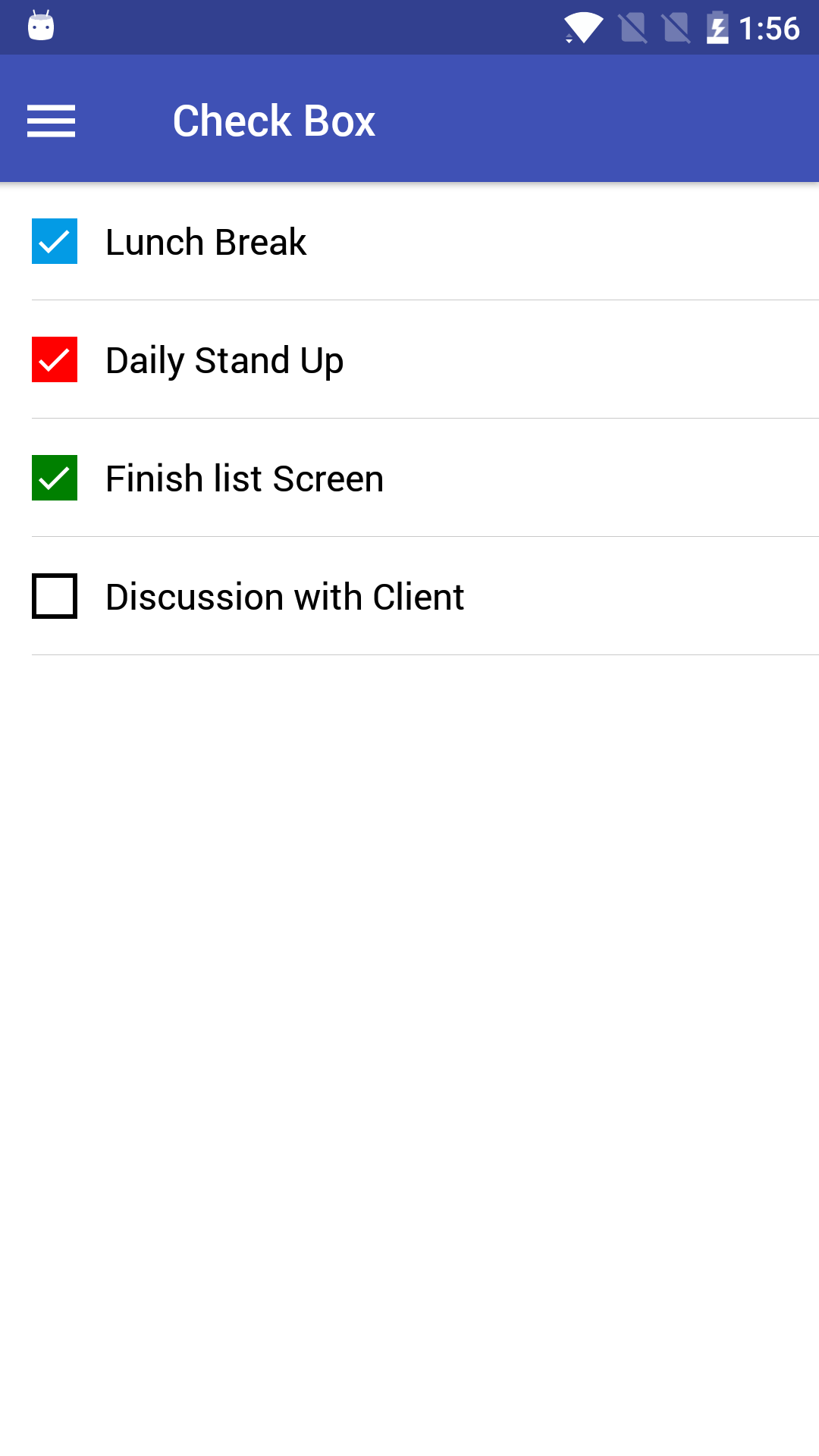Preview android checkbox-headref