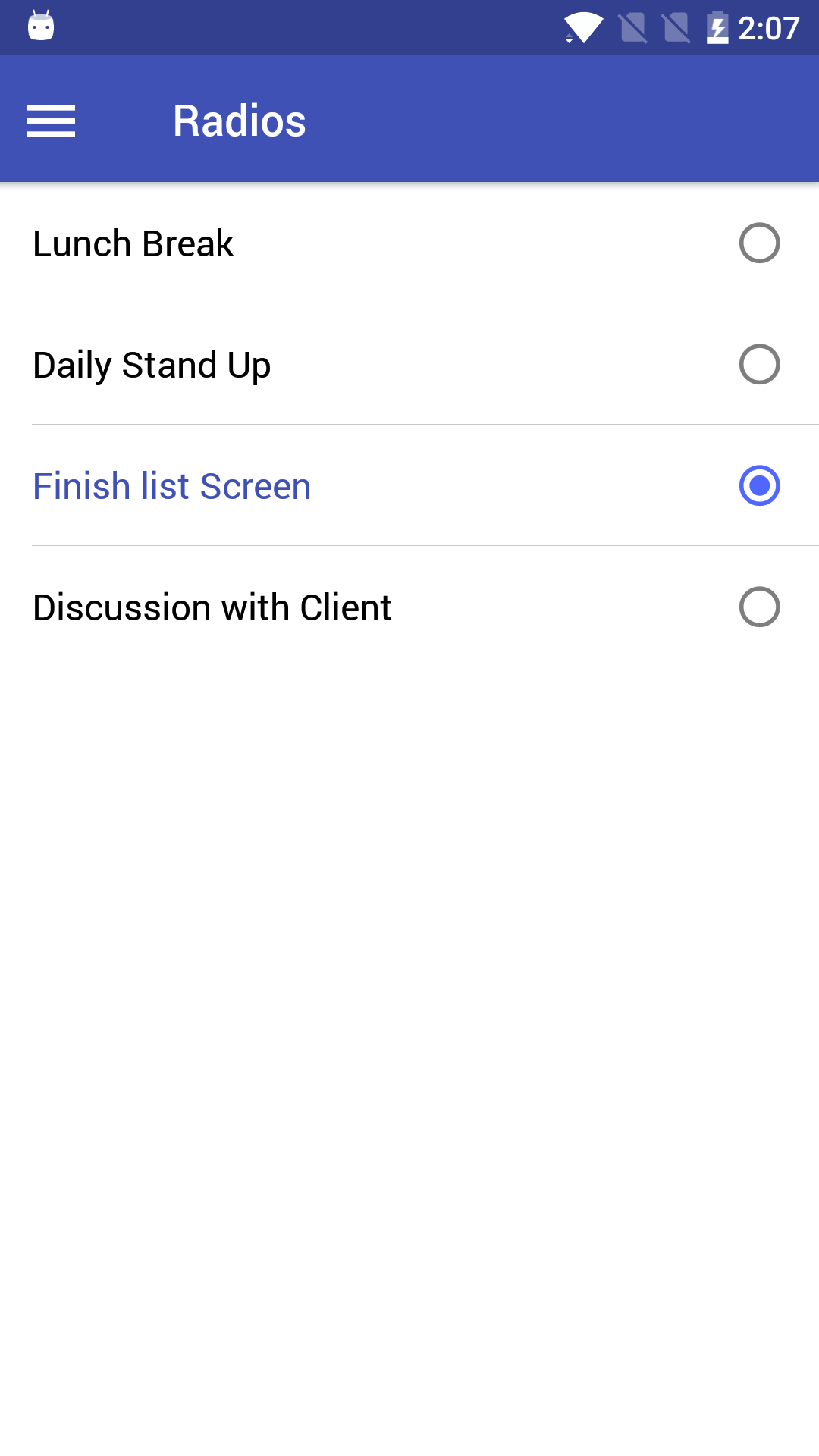 Preview android radio-button-headref