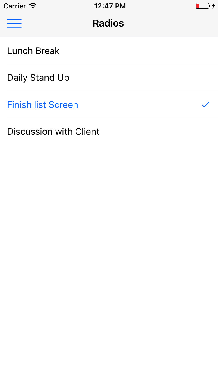 Preview ios radio-button-headref