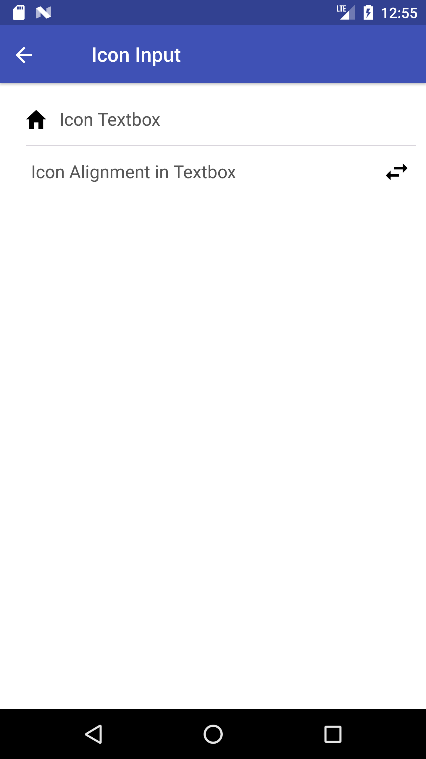 Preview android icon-textbox-headref