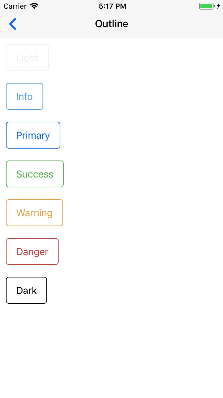 Preview ios button-outline-headref