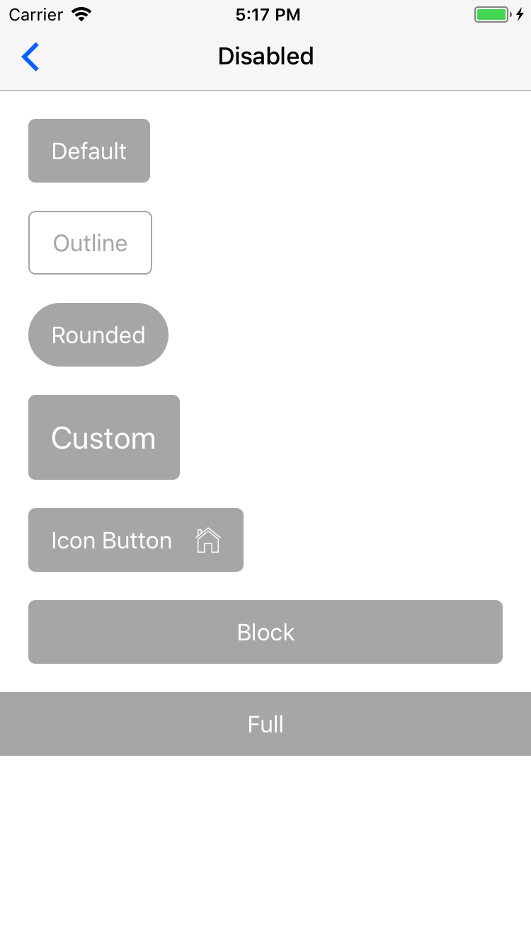 Preview ios button-disabled-headref