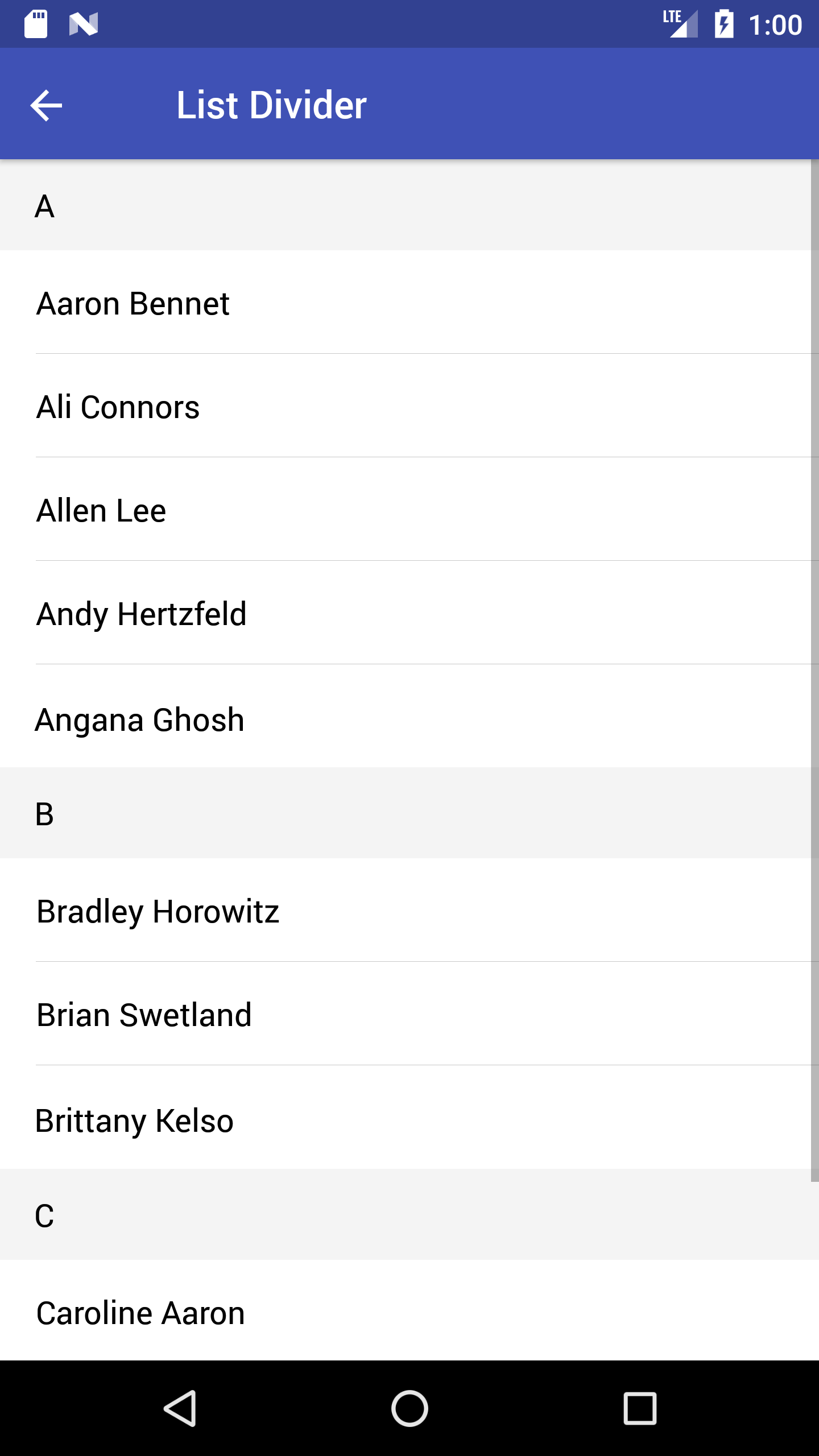 Preview android list-divider-headref