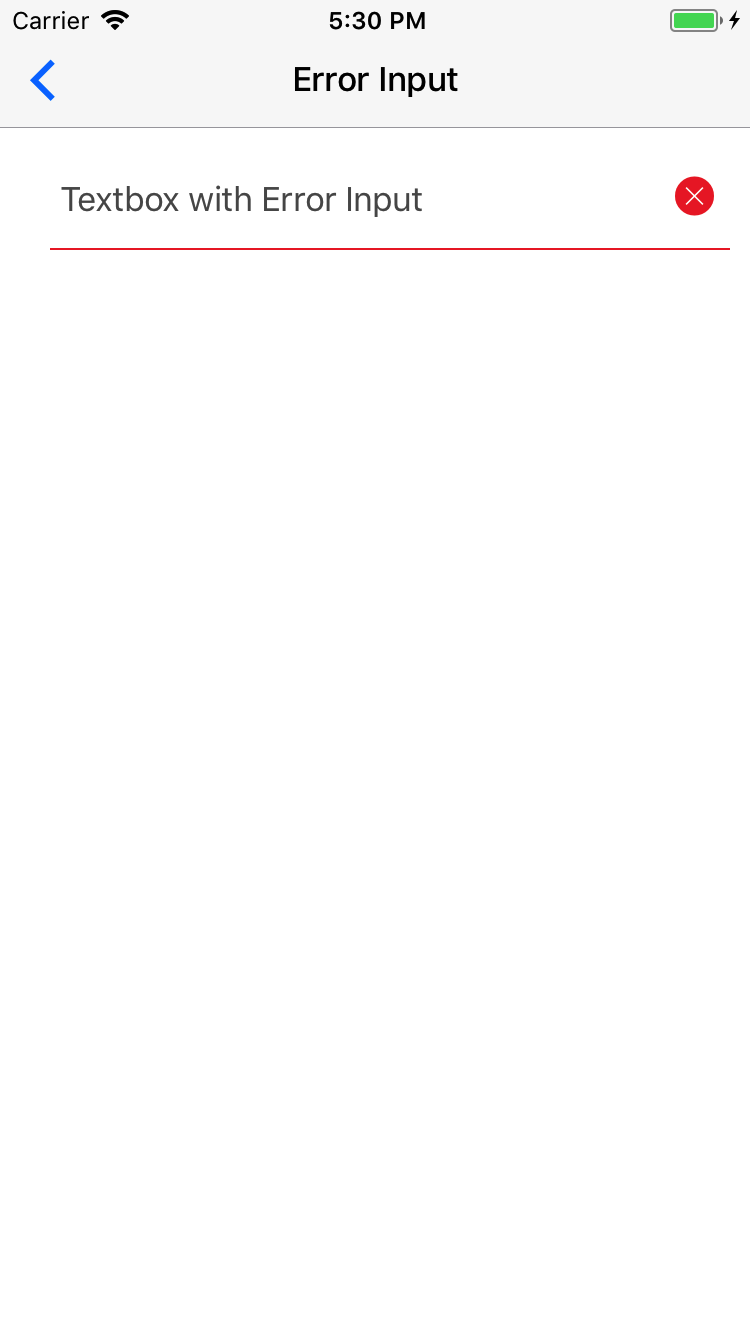 Preview ios error-textbox-headref