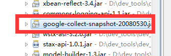 google-collect-snapshot-20080530.jar包