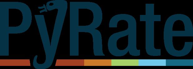 PyRate logo