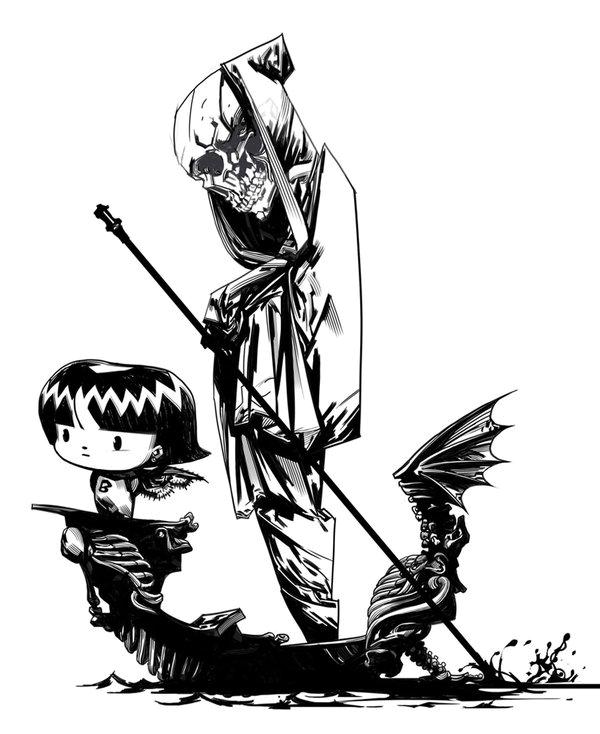Caronte logo