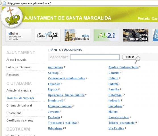 Procediments Administratius de Santa Margalida
