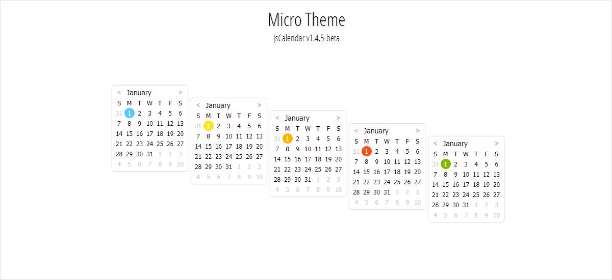 Micro Theme