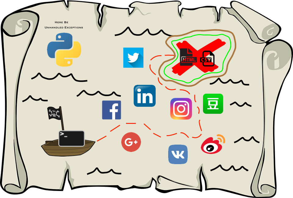 Social Mapper Logo
