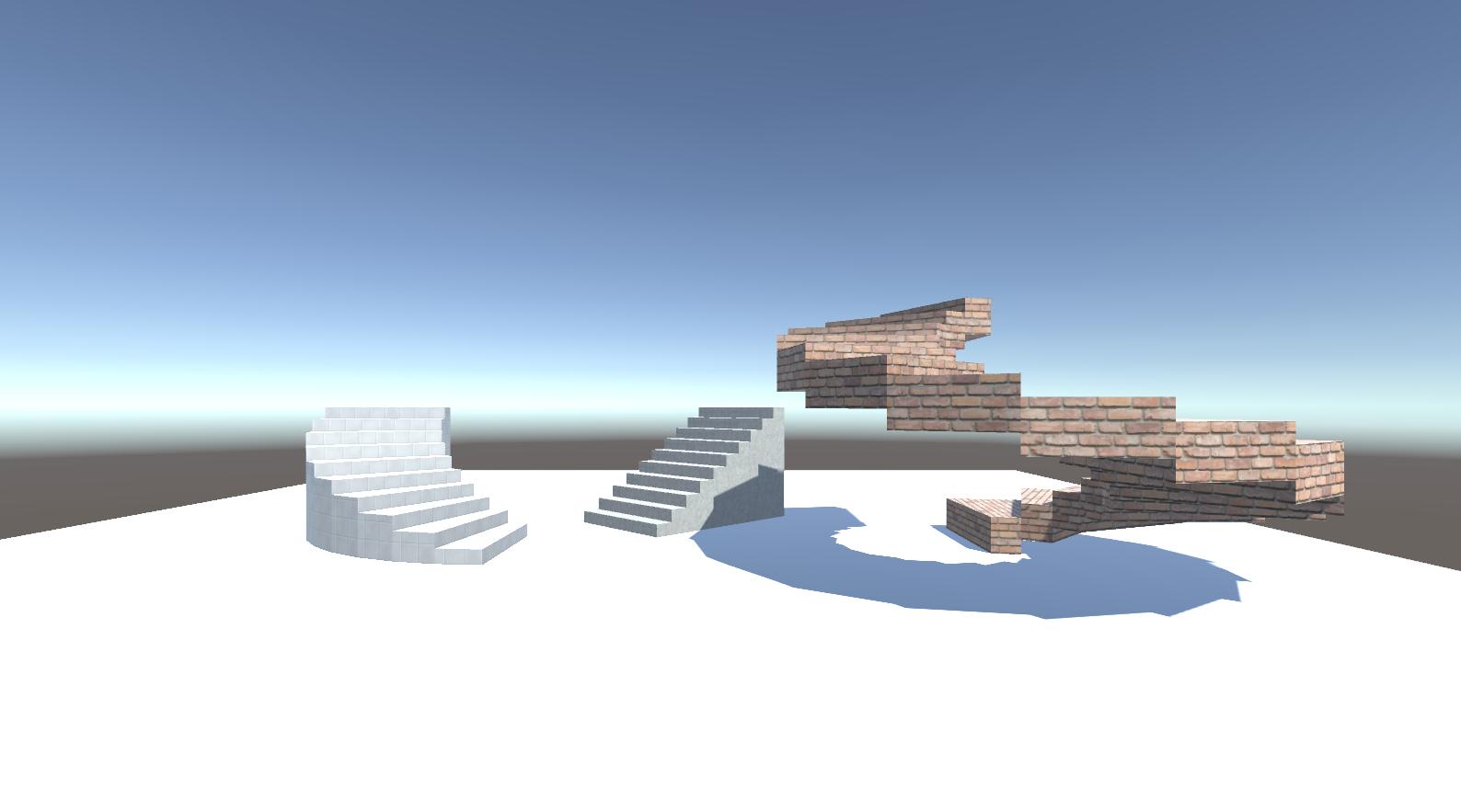 Image of stair builder