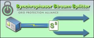 Synchrophasor Stream Splitter