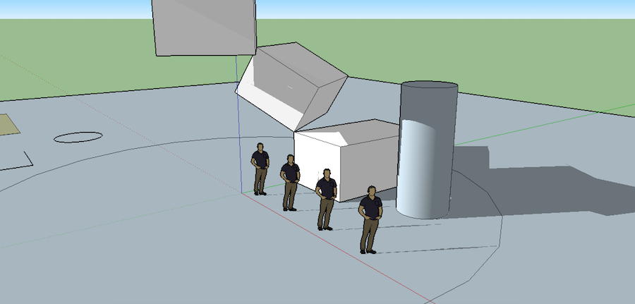 Random components image