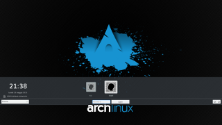 sddm-theme-archpaint2-breeze