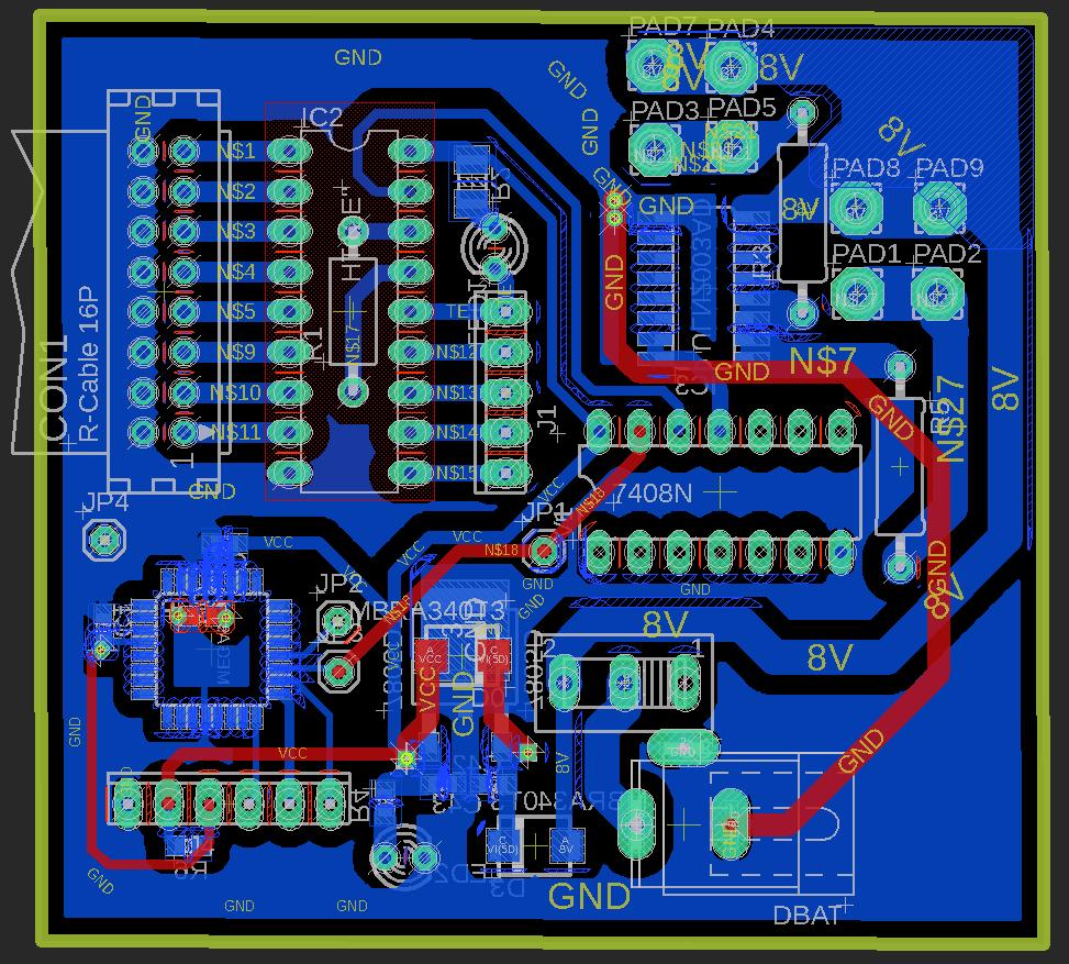 Transmitter Board