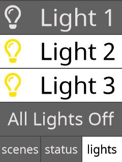 Light toggles