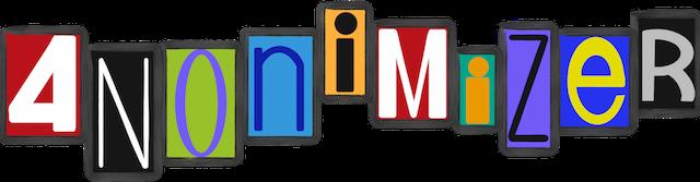 4nonimizer logo