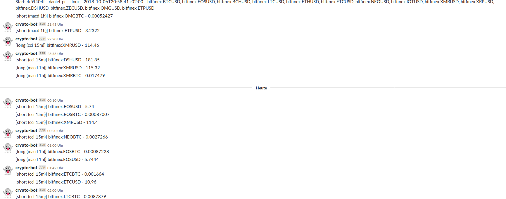 Webserver UI