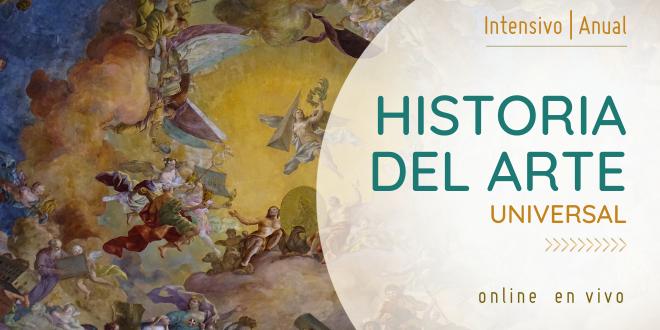 curso anual de historia del arte
