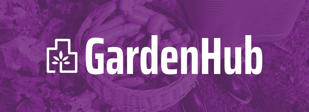 GardenHub Promo Banner