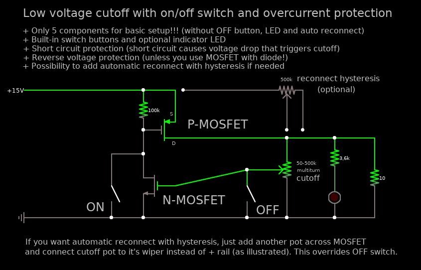 EEVblog #262 - World's Simplest Soft Latching Power Switch