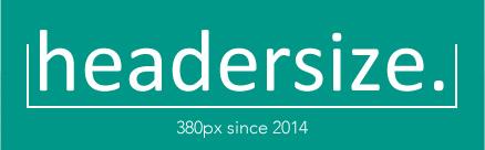 Headersize Logo