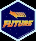 The 'future' hexlogo
