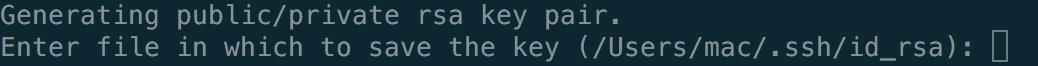 ssh  key 文件名