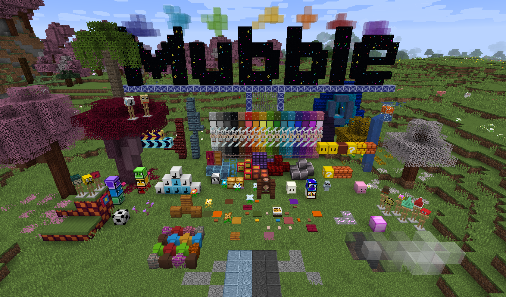 Mubble Features