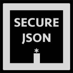 Secure-JSON Icon