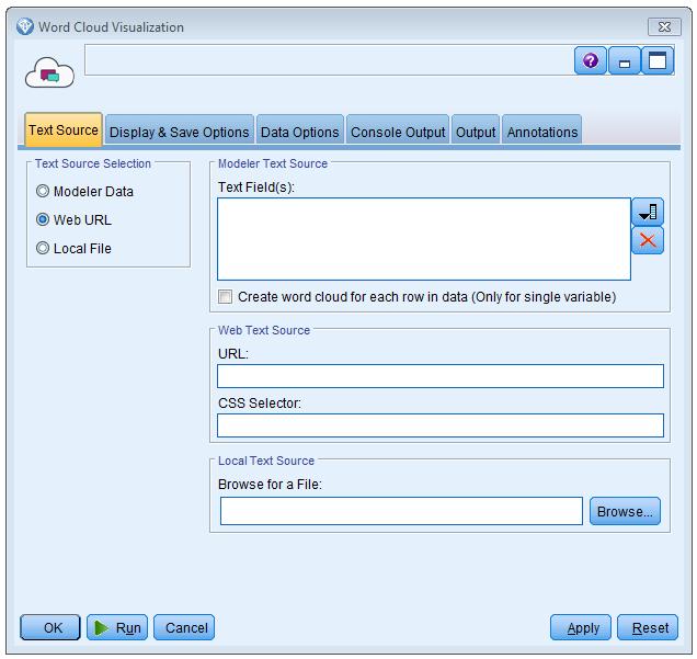 GitHub - IBMPredictiveAnalytics/Word_Cloud_Visualization