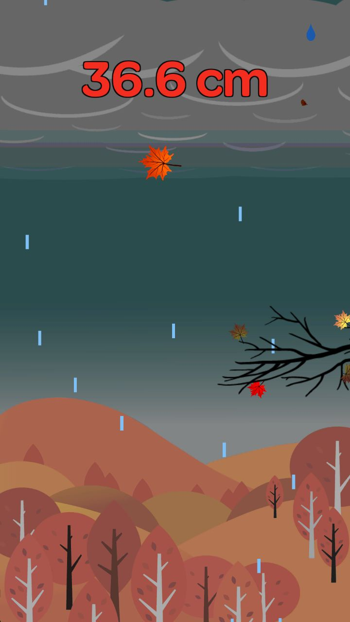 Rain weather state