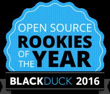 POSEIDON is now BlackDuck 2016 OpenSource Rookie of the year