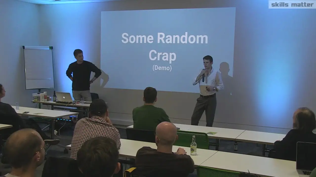 An image of the WebAudio Talk